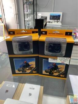 Silverfern Dash Eye 061 4K 8MP Action Camera Full HD Black (Brand New)