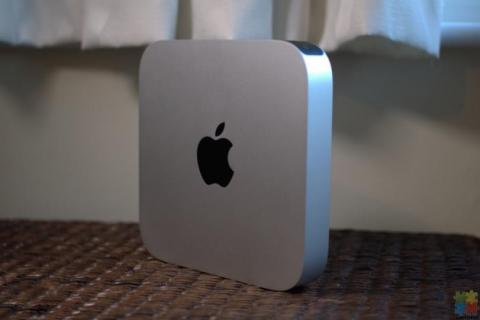 Apple Mac Mini i7 Quad Core