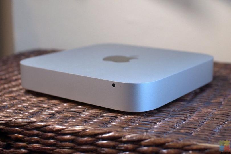 Apple Mac Mini i7 Quad Core - 2/15