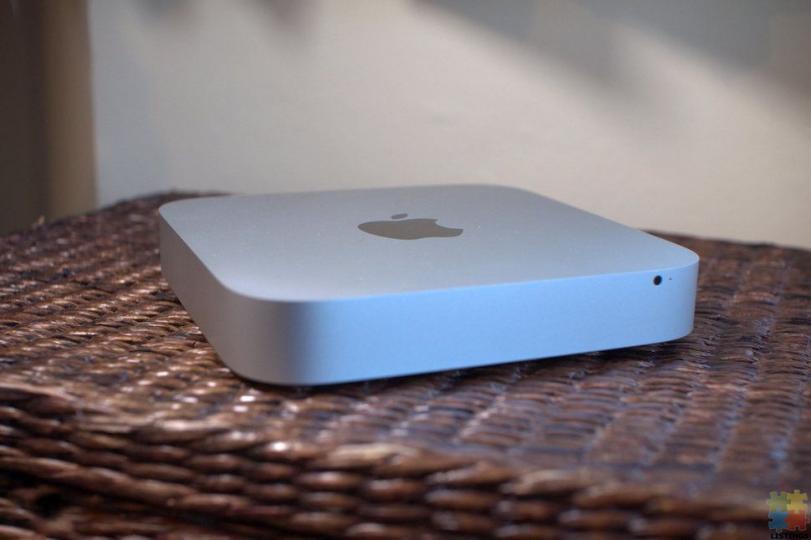 Apple Mac Mini i7 Quad Core - 3/15