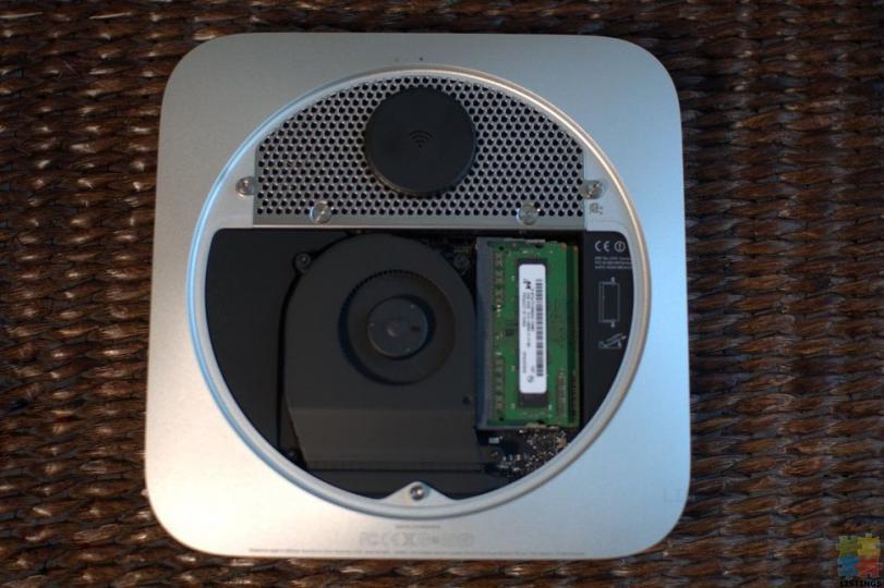 Apple Mac Mini i7 Quad Core - 10/15
