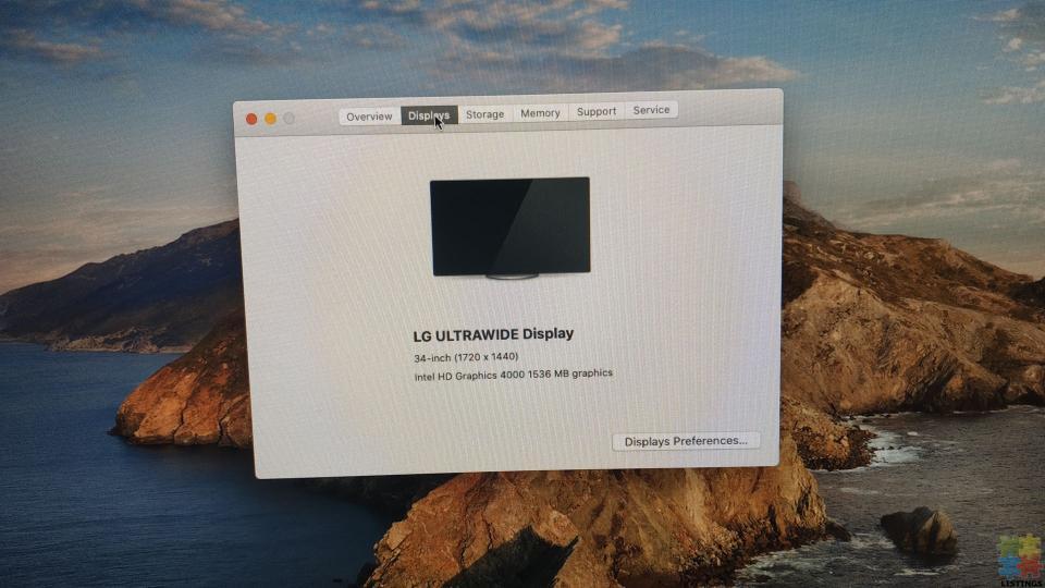 Apple Mac Mini i7 Quad Core - 13/15