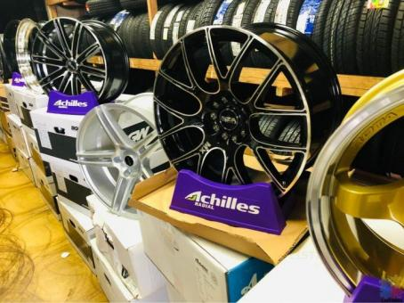 New designed alloys , available on very low weekly payments