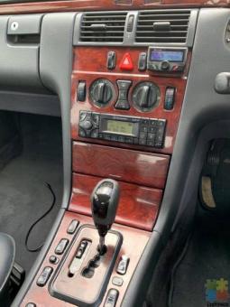 Mercedes Benz E320 Diesel 2000