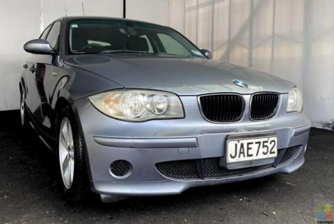 2005 BMW 116 i hatch
