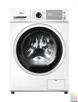 Brand New Midea 10kg Front Load Washing Machine