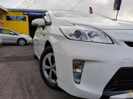 2014 Toyota Prius /from $65pw/facelift model/8airbag/aux