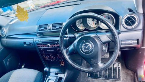 2008 mazda 3 Sport-hatch GLX 2.0 New Zealand new