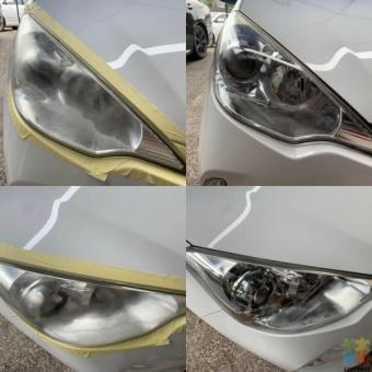 Dirty Vehicle? Want it clean or coated? - Contact us!