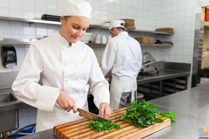 Kitchen Hand - 1/1