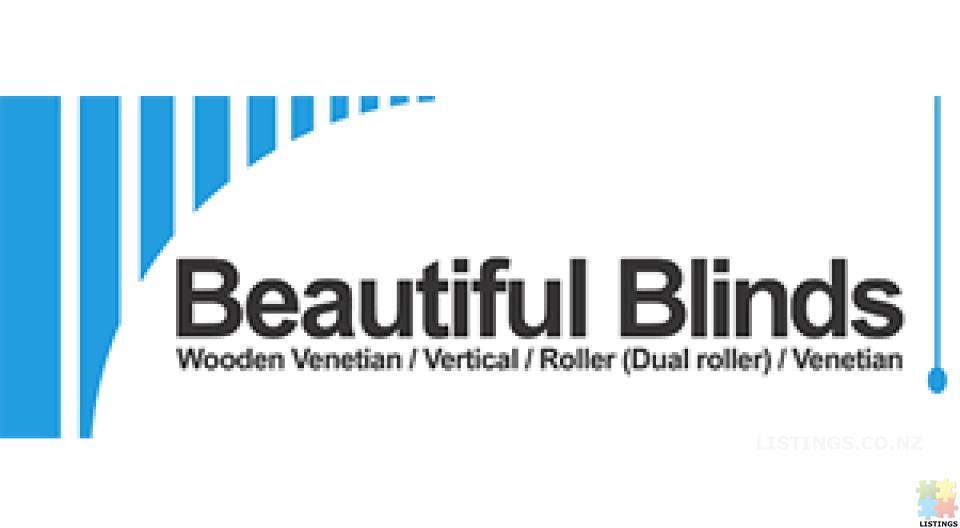 BEAUTIFUL BLINDS - 1/5
