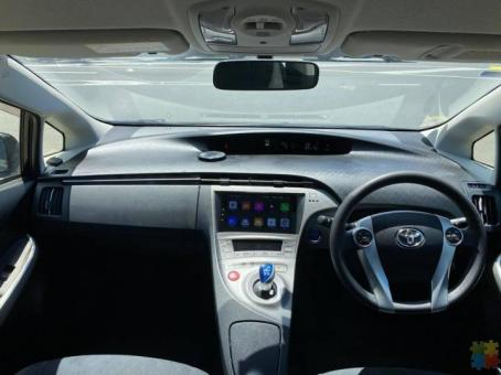 2015 Toyota Prius Hybrid with Cruise Control & 10inch Android GPS Stereo with Rev. Camera