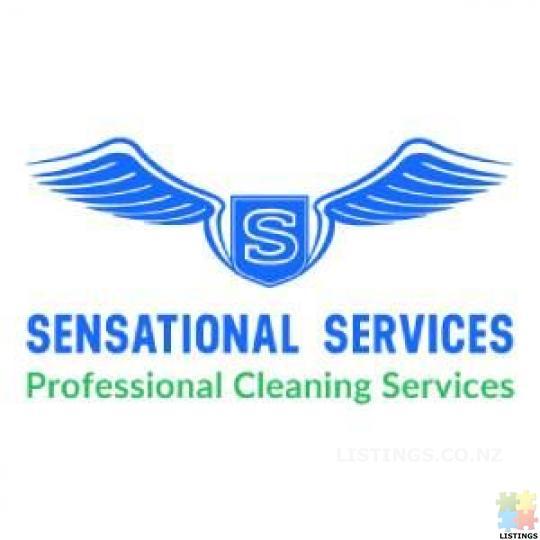 Sensational Services - 1/1