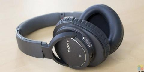 Sony MDR-ZX770BN Noise Cancelling Wireless Bluetooth Headphones