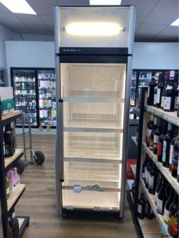 Skope display chiller fridge nz made