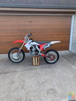 crf 250r 2012 Need sold because upgrading !