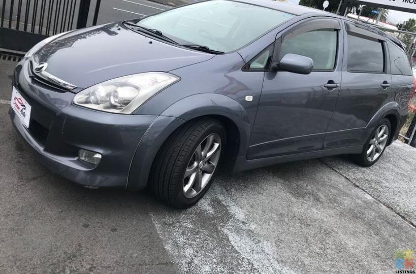 2005 Toyota wish/no repayment for 3 months! - 1/2