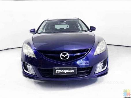 2008 Mazda atenza 6 - from $45.65 weekly