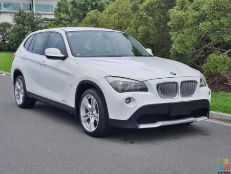 2011 BMW X1 3.0 xdrive 25i*4wd,m-sport alloys,low kms*