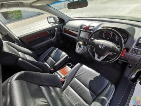 2007 Honda crv zl alloy wheels sunroof- finance available from $0 deposit