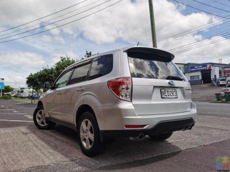 2008 Subaru Forester 4WD/NEW SHAPE /from$56 pw/heated seat