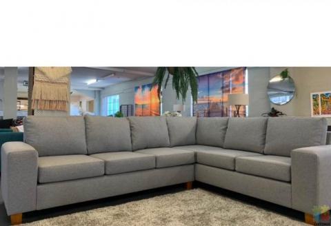NEW ZEALAND Made Furniture city Maddison corner