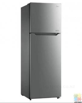 Brand New Midea 372L Top Mount Fridge Freezer