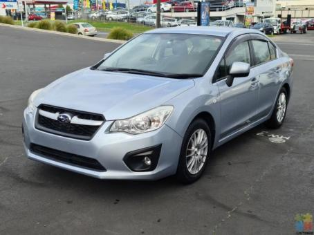 2015 Subaru Impreza G4 1.6i 4WD+ALLOYS+SEDAN **