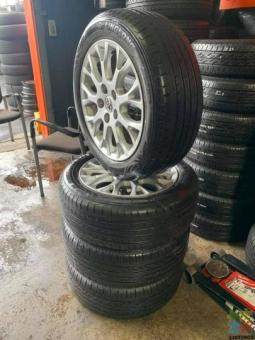 Used tyres & mags