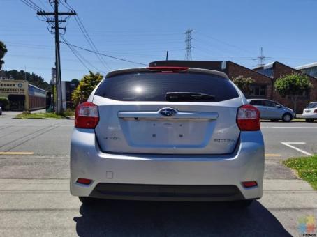 2012 Subaru Impreza from $64 pw/4wd/reverse camera/chain driven