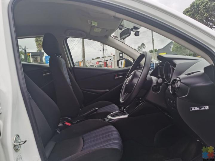 "2015 Mazda Demio/New Shape /from $64 pw/skyactiv/i-stop/15""mags - 2/3"