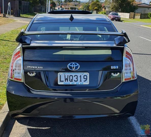 Toyota Prius 2013 - 2/2