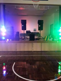 Lights and Dj services
