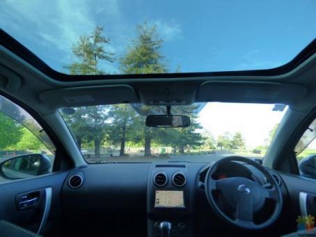 Nissan Dualis 4x4