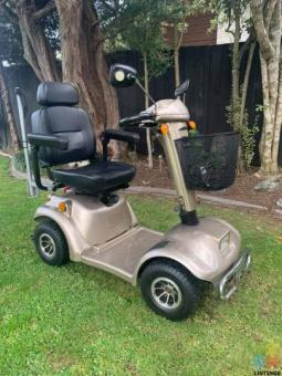 Mobility Scooter Joy Ride Model been Stored always inside undercover Amazing Condition