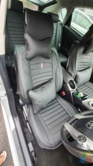 Leather car seat covers (universal size) FREE INSTALLATION