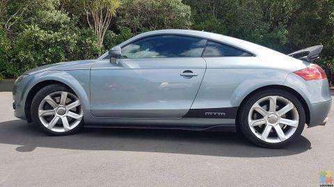 2006 Audi tt quattro 3.2 v6