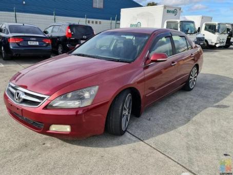 2006 Honda accord - car finance