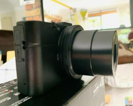 Camera Sony RX100M2 (RX100ii) RRP $1200
