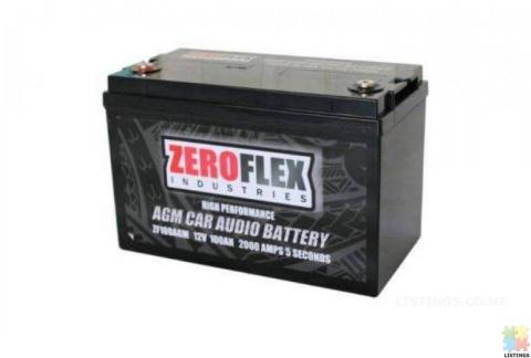 ZEROFLEX EVERYTHING BACK IN STOCK NOW