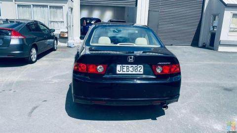Honda Accord 2006 CL7 2L Finance available Tried in available
