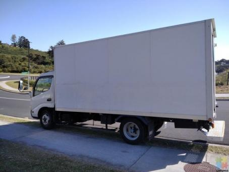 North Shore/Auckland wide pick up and delivery (driver and truck only)