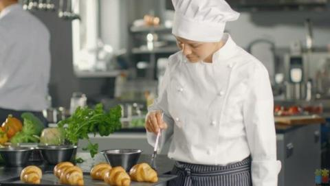 Mediterranean chef/baker