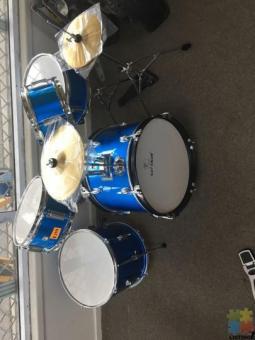 New Kids Drum Kit 5 Piece