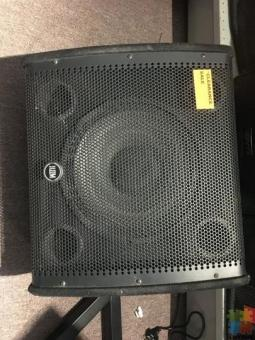 Leem Passive Monitor Speaker WAS: $390