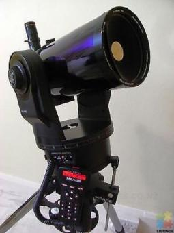 Meade ETX-125EC Go-To Astronomical Telescope, Field Tripod & Table Mount