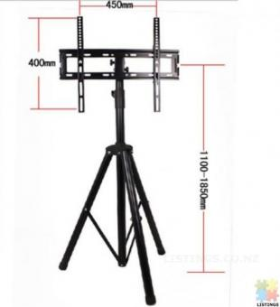 """Portable Tripod TV Stand for 32 - 45"""" TV, Brand new"""
