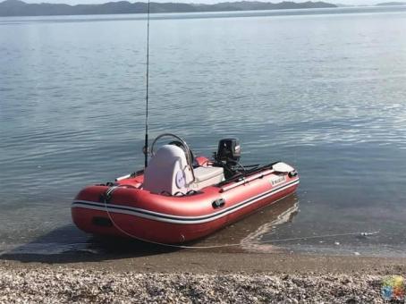Trade for bike Maxxon 3.2 m inflatable boat