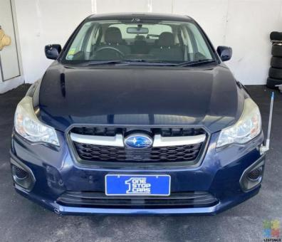 2014 Subaru Impreza G4 - FINANCE AVAILABLE