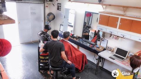 LJ Hair Cut